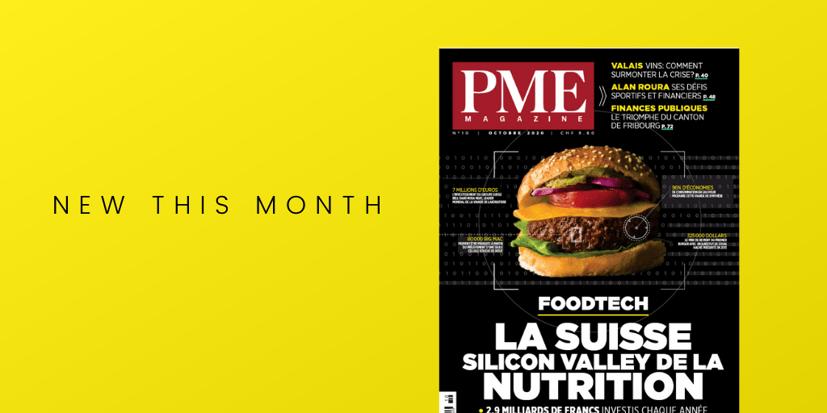 PME Magazine Cover