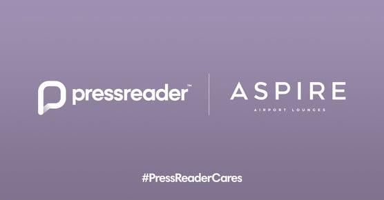 PressReader and Aspire Lounges