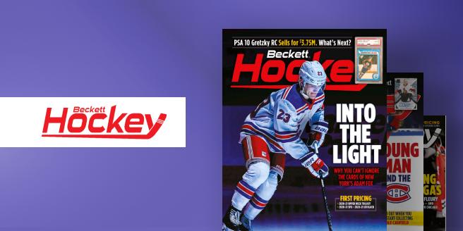 Beckett Hockey Magazine  on PressReader