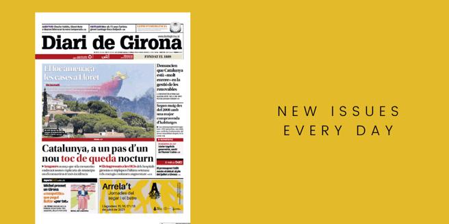 Dairi de Girona on PressReader