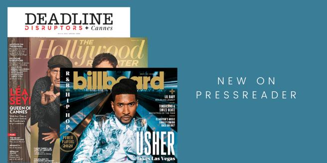 Deadline - The Hollywood Reporter - Billboard on PressReader
