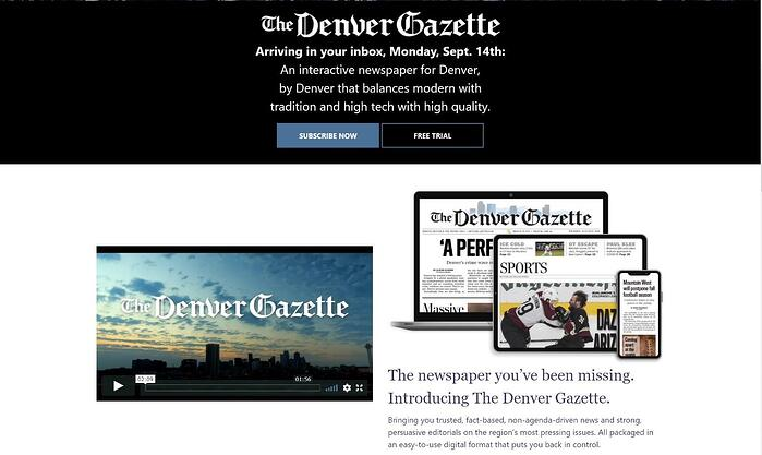 Denver Gazette