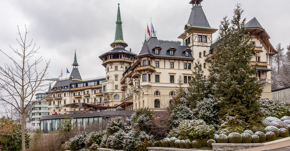 The Dolder Grand Hotel PressReader