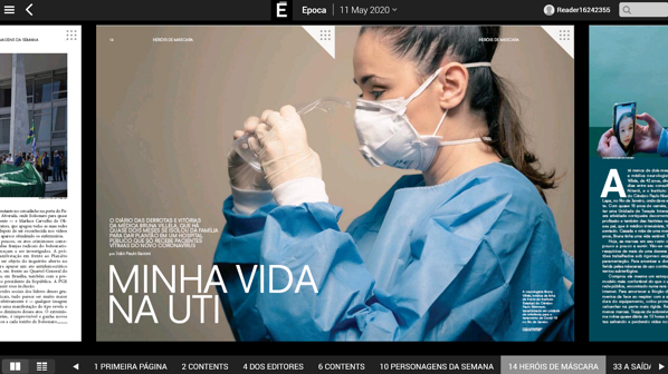 Editora Globo - Epoca