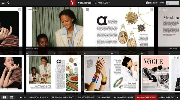 Editora Globo - Vogue