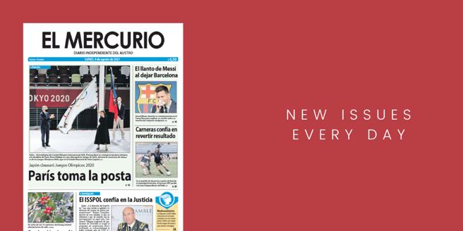 El Mercurio on PressReader