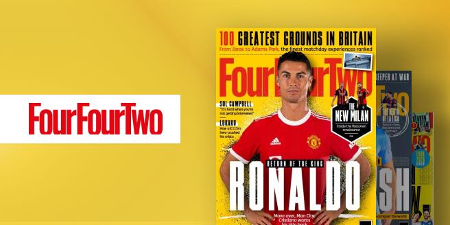 FourFourTwo Magazine  on PressReader