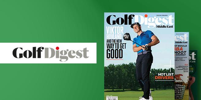 Golf Digest Magazine  on PressReader