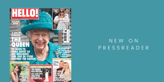 HELLO! magazine on PressReader