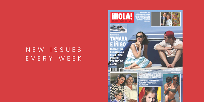 HOLA! diario on PressReader