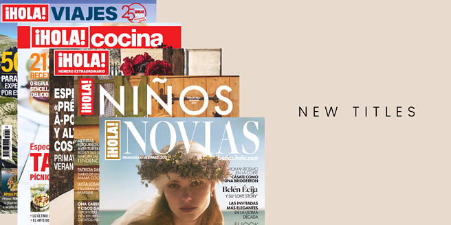 HOLA special editions on PressReader