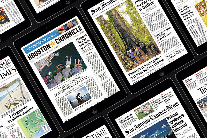 Newspapers from Hearst on PressReader