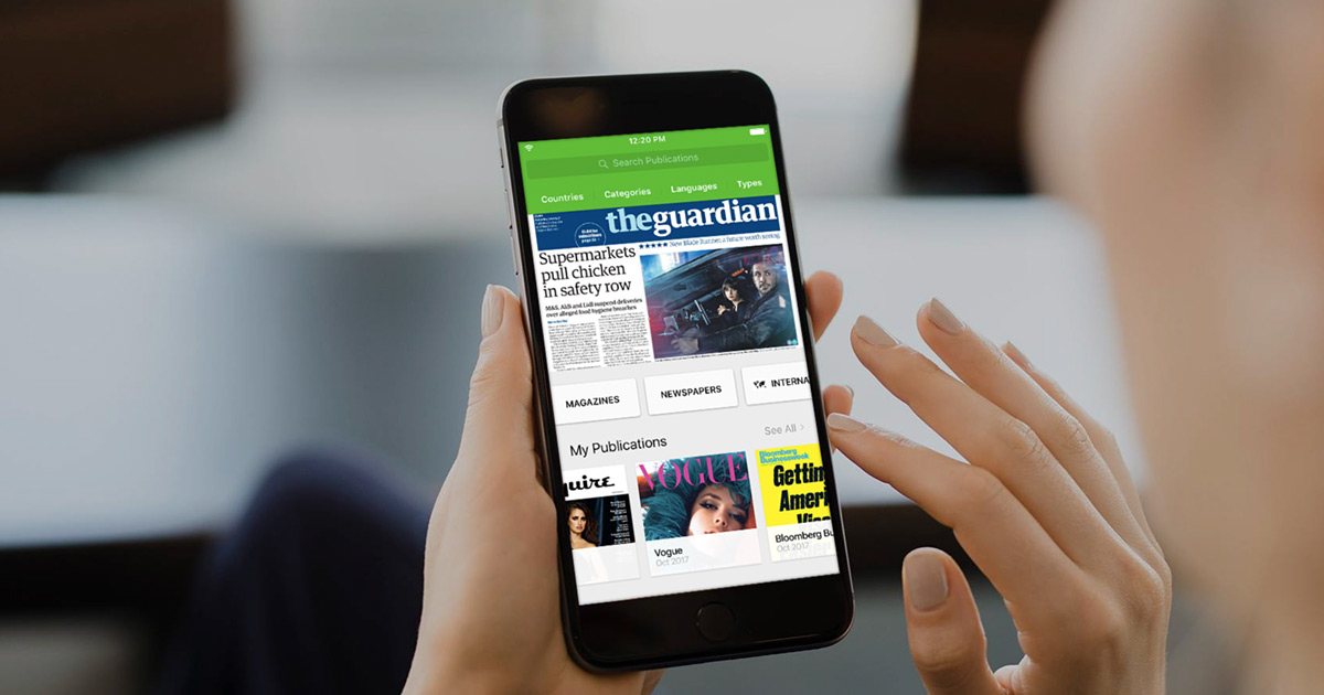 PressReader on Cathay Pacific