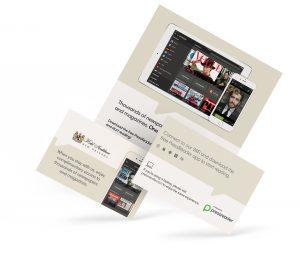 Hotel Monteleone partnered with PressReader