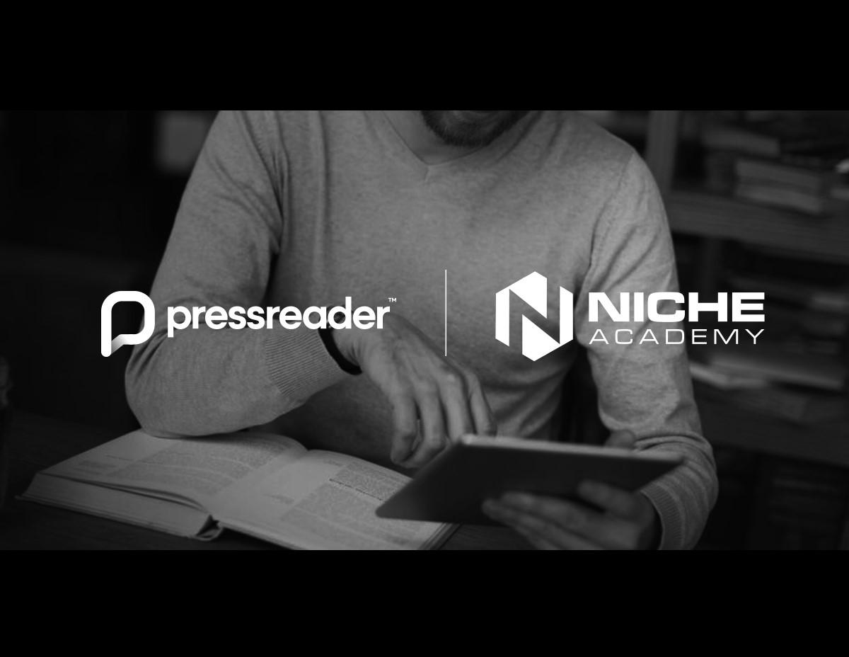 PressReader and Niche Academy
