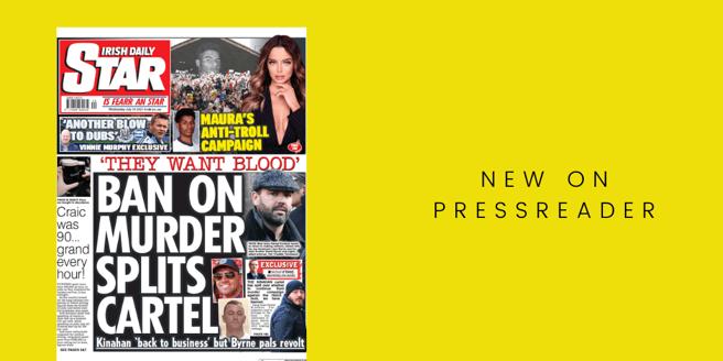 Irish Daily Star on PressReader