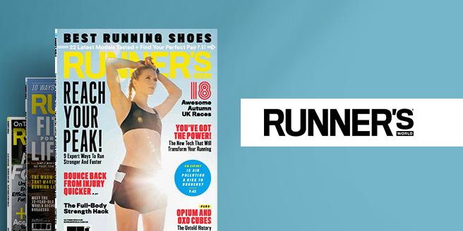 Runners World Magazine  on PressReader