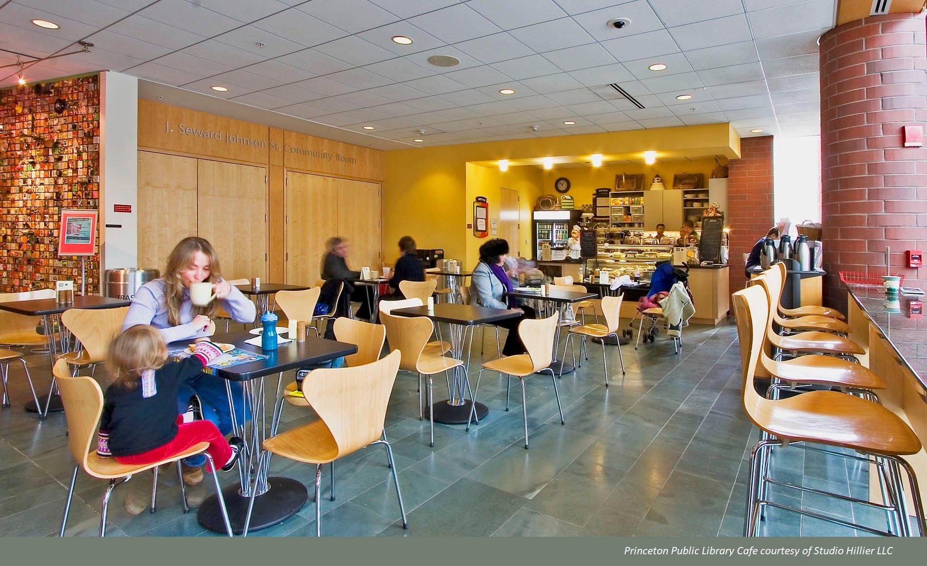 Princeton Cafe
