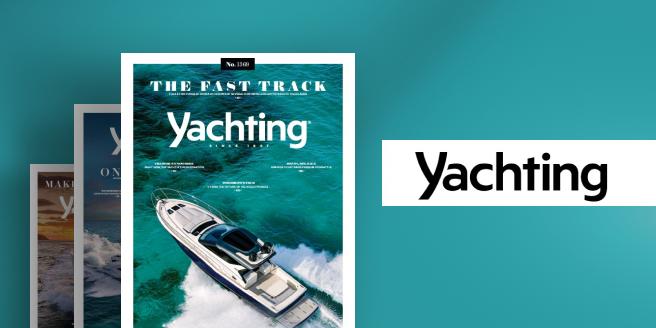 Yachting Magazine on PressReader