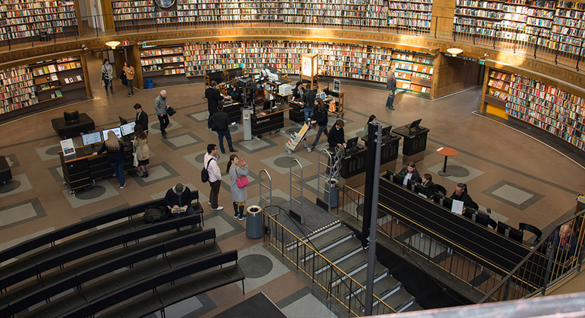 New safety protocols for post-pandemic libraries