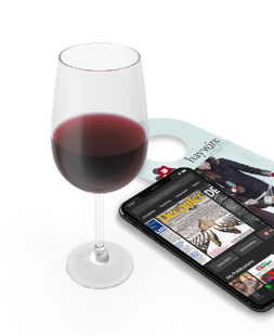 Partnership between Haywire Wines, Decanter magazine, and PressReader