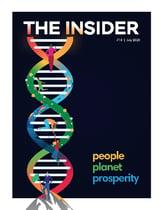 The Insider magazine Aug 2020