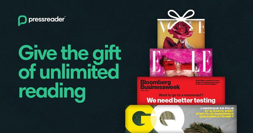 PressReader Gift Subscription