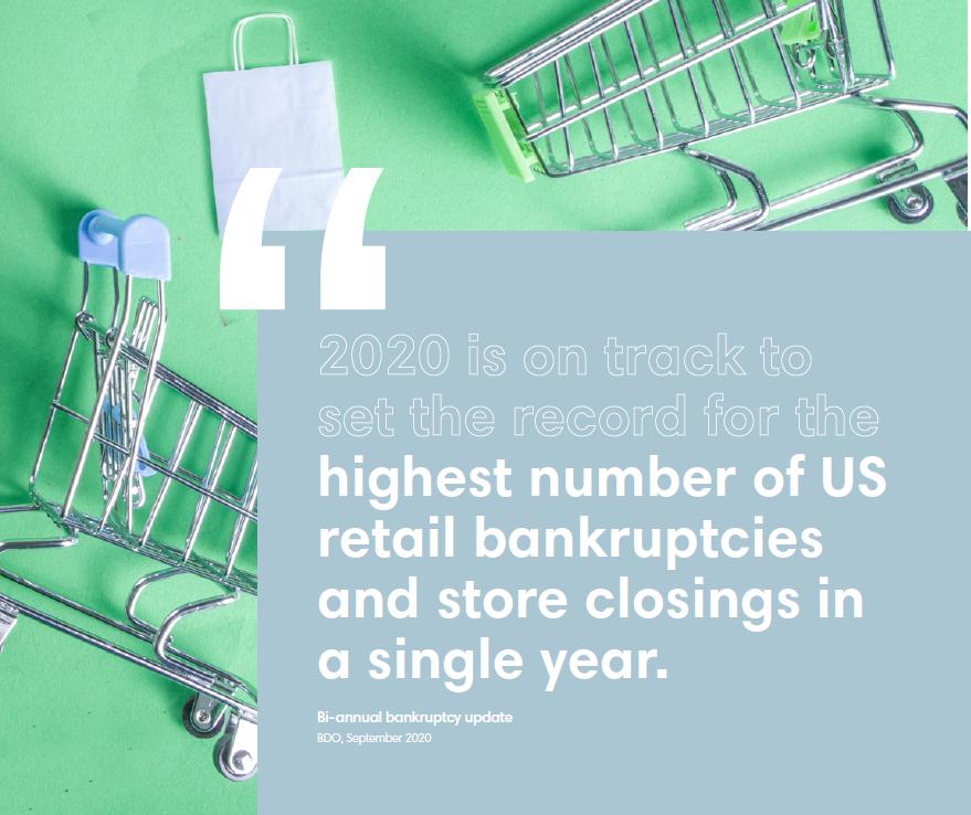 Bi-annual bankruptcy update Sept 2020