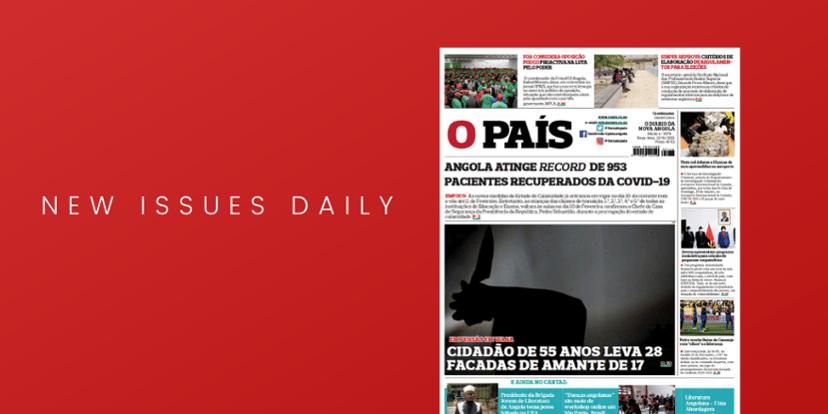 Read O Pais newspaper on PressReader