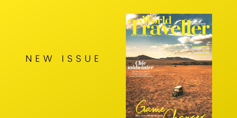 Read World Traveller magazine on PressReader