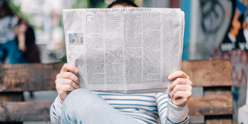 Reasons to Read: Newspapers